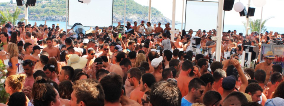 The best beach parties