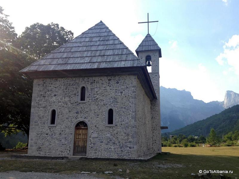 theth church