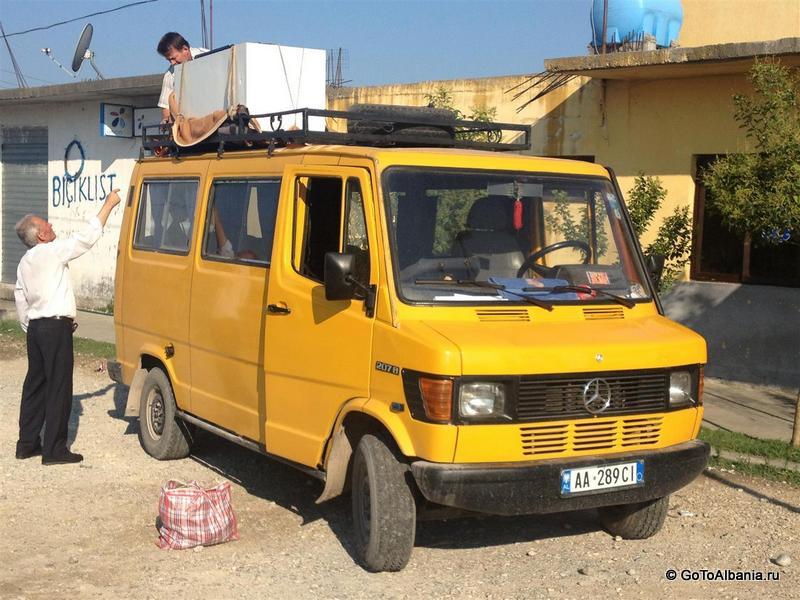 theth minibus