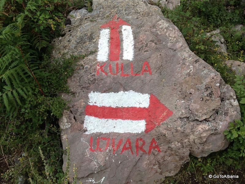 theth trekking routes