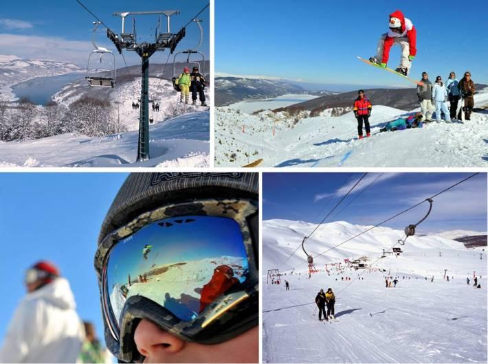 5 Ski and heritage tour