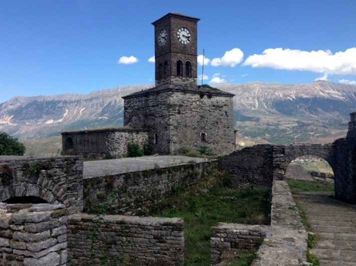 Blue Eye and Gjirokastra (3)
