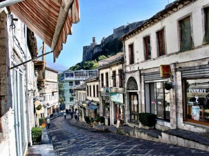 Blue Eye and Gjirokastra (5)