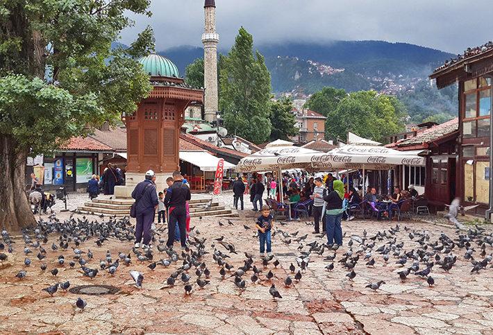 Авиабилеты в Сараево из Москвы