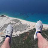Ривьера, вид с параплана#gotoalbania #albanianriviera #paragliding