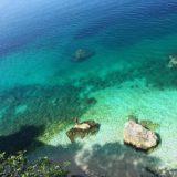 Just breathe Just believe … and swim in a beautiful Adriatic Sea of Albania 🇦🇱 #gotoalbania #adriaticsea #beachholidays #vlorealbania #албания #пляжиалбании #курортыалбании #адриатическоеморе #влёра #отдыхвалбании