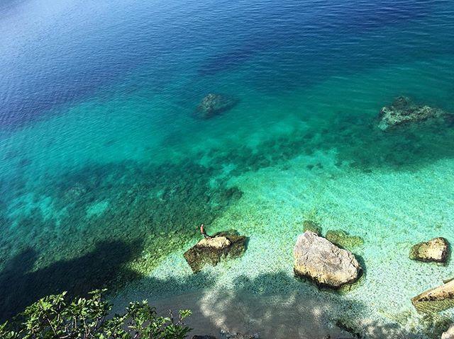 Just breathe Just believe ... and swim in a beautiful Adriatic Sea of Albania 🇦🇱 #gotoalbania #adriaticsea #beachholidays #vlorealbania #албания #пляжиалбании #курортыалбании #адриатическоеморе #влёра #отдыхвалбании