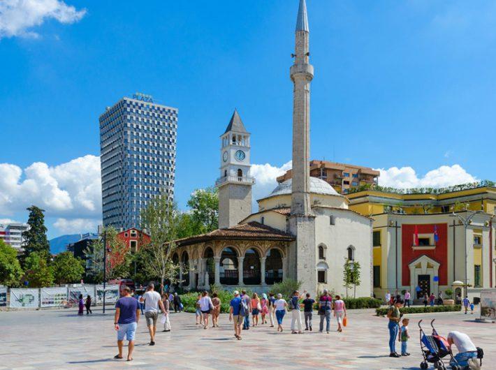 Тур в Албанию осень 2019